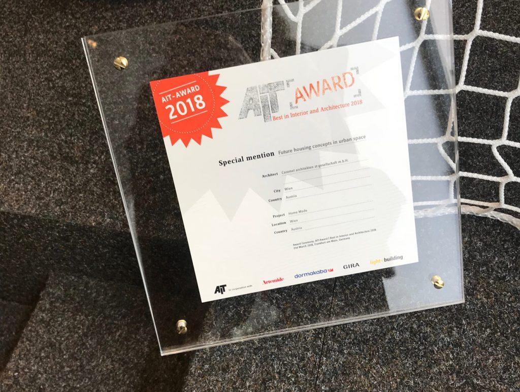 caramel-ait-award